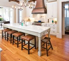 convert dining table to kitchen island. view convert dining table to kitchen island