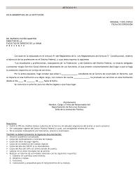 Formato De Hoja De Servicio Formato De Carta Art 91