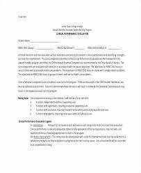50 Impressive Collection Nursing Evaluation Student Form Example ...