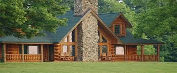 Small Picture Michigan log home builder log homes