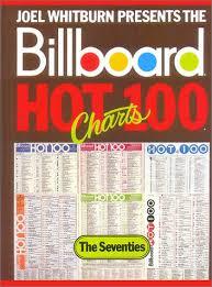 Billboard Charts 1978 Top 100 Joel Whitburn Presents The Billboard Hot 100 Charts The