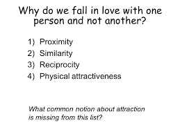 Chapter 40 Love Attraction Relationships And Communication Ppt Adorable Love Or Attraction