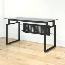 desks writing desk black latitude run office reviews landon