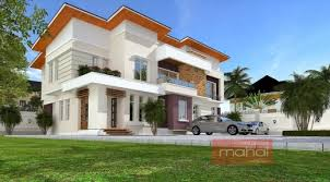 Small Picture Modern Home Designs In Nigeria 4 Bedroom House Plans In Nigeria