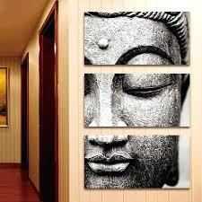 large buddha wall art 3 panel wall art wall art metal prints on buddha wall art metal with large buddha wall art 3 panel wall art wall art metal prints