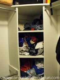 omf to the rescue weird corner closet shelf
