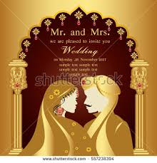 hindu wedding card stock images, royalty free images & vectors Vector Hindu Wedding Cards indian wedding invitation card with abstract background hindu wedding cards vector free download