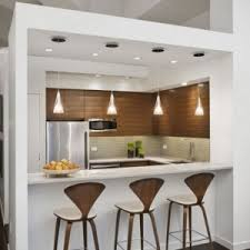 size dining room contemporary counter: kitchen delightful design ideas of contemporary kitchen dining rooms simple white brown colors wooden