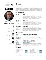 Creative Resume Templates For Microsoft Word Beauteous Creative Resume Templates Microsoft Word Creative Resume Template