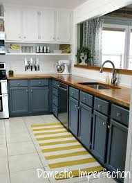 spruce up old kitchen cabinets awesome economical kitchen redo moved old cabinets up and painted added