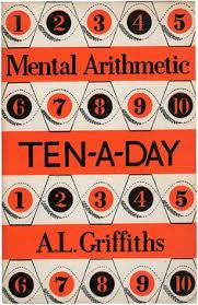 vine book cover mental arithmetic 10 a day