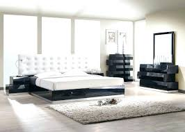 black modern bedroom furniture. Contemporary Black Modern Bedroom Furniture