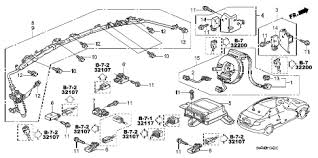 honda civic srs wiring diagram honda image wiring honda online store 2006 civic srs unit parts on honda civic srs wiring diagram