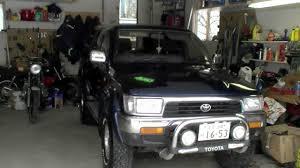 Toyota 4Runner Turbo Diesel Hilux Surf JDM RHD 3.0 L 1KZ-TE - YouTube