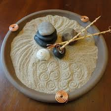 zen garden furniture. Tabletop Zen Garden Chocolate Brown By EllaAndTess On Etsy Need A Safe Version For Table Top Furniture