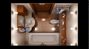 5x7 bathroom design - YouTube