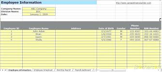 Payroll Free Software Download Excel Wages Spreadsheet Template Free Naomijorge Co