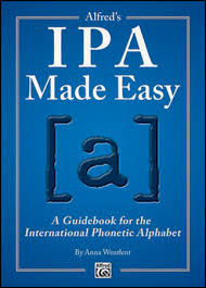 # not suitable for all phones. Alfred S Ipa Made Easy By Anna Wentlent J W Pepper Sheet Music