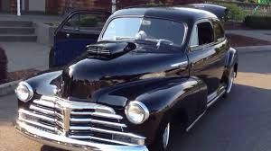 1948 Chevy Stylemaster Hod Rod - For Sale on eBay - YouTube
