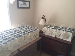 wedding guest favors the mace place