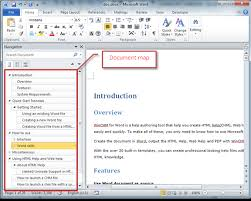 How to create html help chm file from Word document