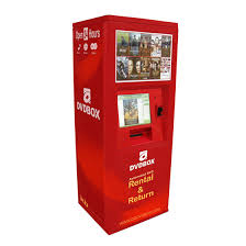Rent A Dvd Vending Machine Gorgeous DVD Rental Kiosk Lotus 48id48 Product Details View DVD