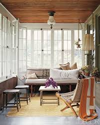 Wood Sunroom Ideas
