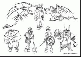 great how to train your dragon coloring pages with how to train ...