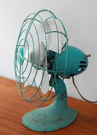 vintage desk fan i actually have this very same fan
