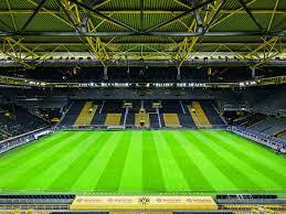 Öffnungszeiten von arena dortmund in rahmer str. Zumtobel Group Illuminates Borussia Dortmund S Home Venue Luces Cei