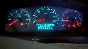 2010 Chevy Impala resetting oil light - YouTube