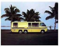 gmc motorhome io 1975 gmc palm beach rv motorhome factory photo ca4316