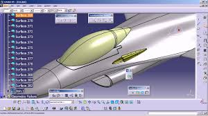 Catia Aircraft Design Tutorial Pdf Catia V5 How To Import Igs Surfaces Into V5 Then Thicken