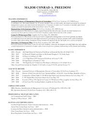 Airforce Resume Examples | Internationallawjournaloflondon
