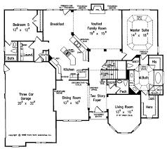european style house plan 5 beds 4 50 baths 3618 sq ft plan 927 27 Three Bed Room House Plan Pdf european style house plan 5 beds 4 50 baths 3618 sq ft plan 927 three bedroom house plans free