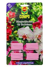 Удобрительные <b>палочки для орхидей</b> Compo, 20 шт