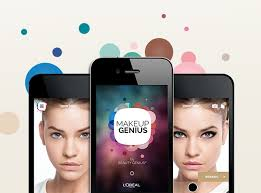 try before you with the l oreal makeup genius app