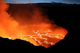 Video By The Lake Rare Video Lava Lake On Hawaiis Kilauea Volcano