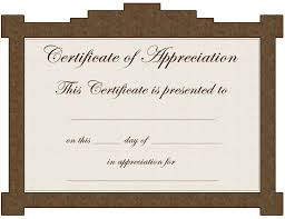 doc word certificate of appreciation template doc27502125 certificate of achievement templates word certificate of appreciation template