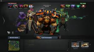suggestion let us see our team mates heroes behinds ours in the