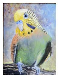 back to bird paintings gallery