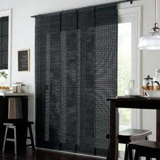 furniture dazzling balcony door blinds 16 for french doors ikea black fiber sliding glass shades and
