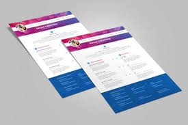 28 Best Resume For Graphic Designers Psd Ideas With