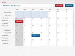 calendar template for powerpoint powerpoint calendar template 2015 lisapeng info