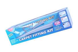 carpet fitting tools. stikatak floor pro carpet fitting kit flooring tools installation
