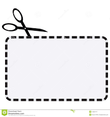 Blank Coupon Stock Illustrations – 15,013 Blank Coupon Stock ...