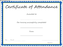 Attendance Tracking Template Stunning Attendance Template Doc Luxury Certificate Of Participation Template