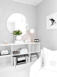 ideas light grey paint color with white furniture and decor for a clean of what colour goes with grey walls