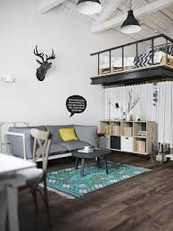 Home Designs: Cozy Home Office - Scandinavian Design Ideas
