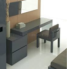 high gloss office furniture. High Office Desk Modern In Grey Gloss By White Home Viva . Furniture